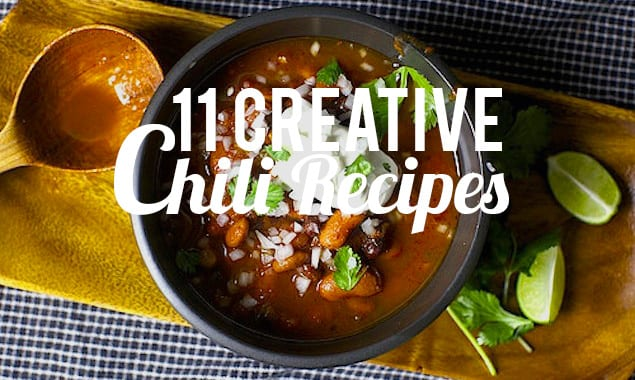 The Ultimate Creative Chili Recipes To Try