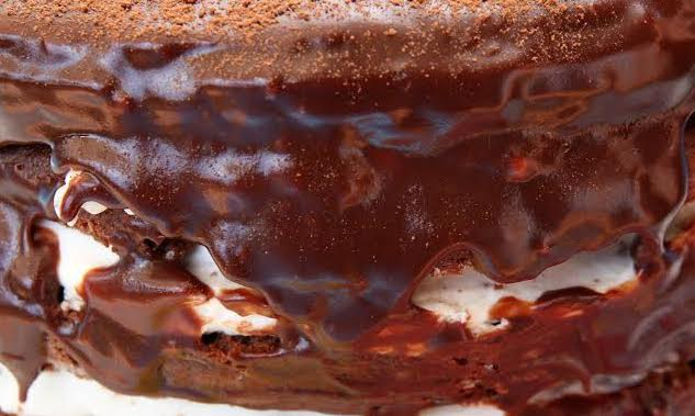 GLUTEN FREE DOUBLE CHOCOLATE CAKE-ph. g. giustolisi