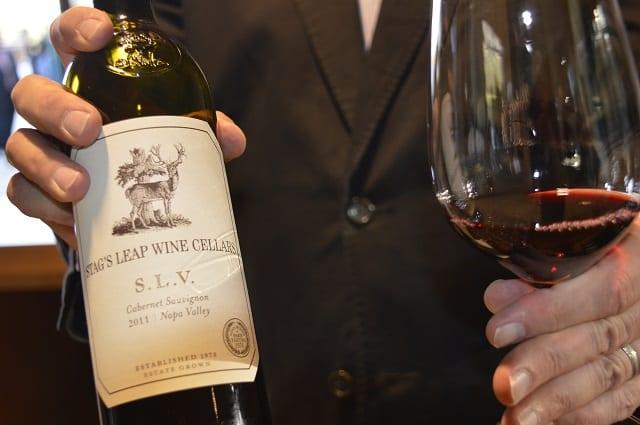 "... At Stag's Leap Wine Cellars Recalls ""Judgment of Paris"