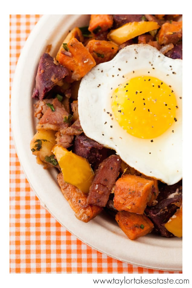 Purple-White-and-Orange-Sweet-Potato-Hash-with-Country-Ham_3