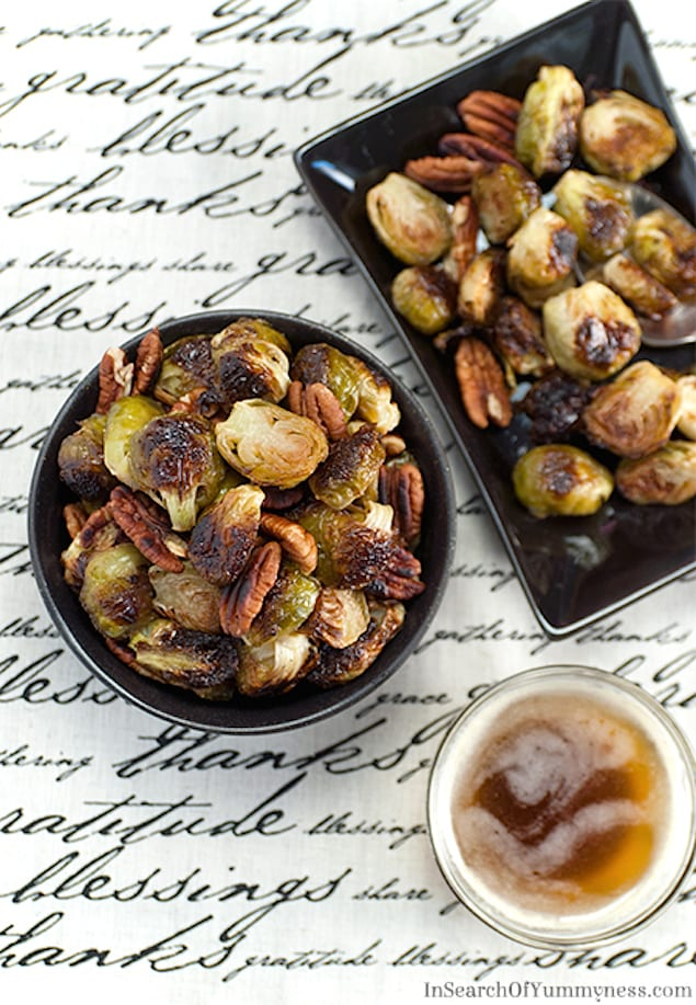 Roasted-Brussels-Sprouts-with-Brown-Butter