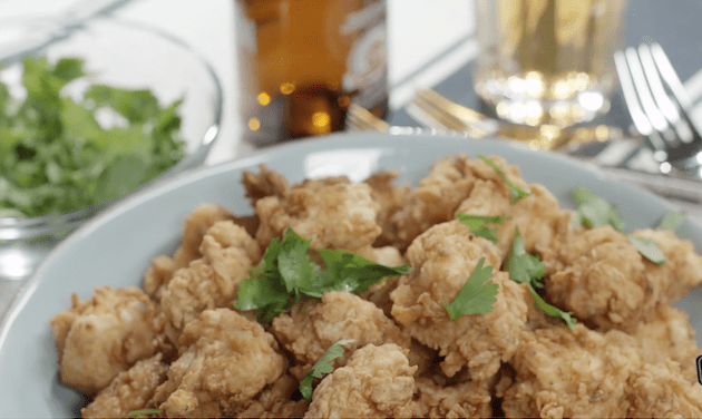 Chipotle Popcorn Chicken – Honest Cooking