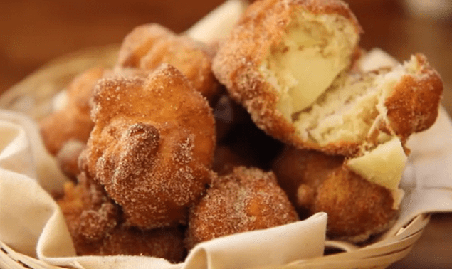 Apple Fritter Video Recipe