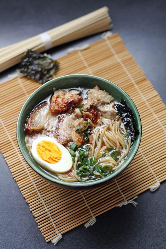 Robust Shoyu Ramen Honest Cooking Bloglovin Rsquo