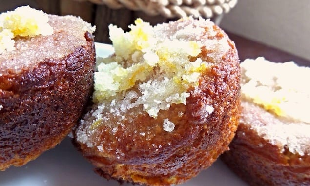 Gluten Free Butternut Squash Muffins with Ginger, Almond and Orange ...