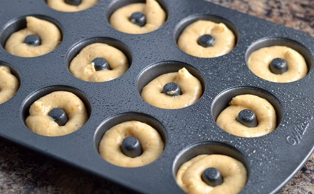 mini donut pan