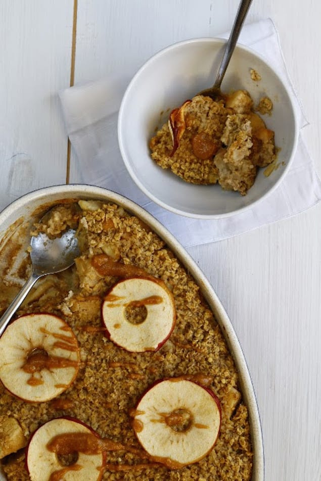Apple & Quince Oatmeal 3