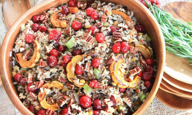 Cranberry-and-Squash-Wild-Rice-Salad-7