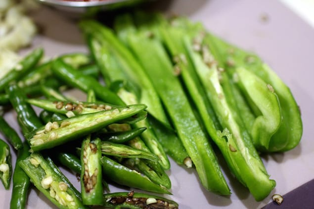 Green-Chilies