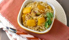 Pumpkin Rice2