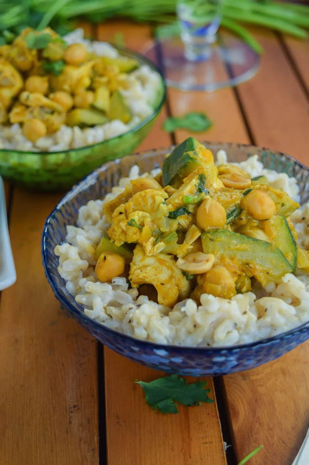 Thai-Pumpkin-Chicken-Curry-with-Coconut-Ginger-Brown-Rice-11