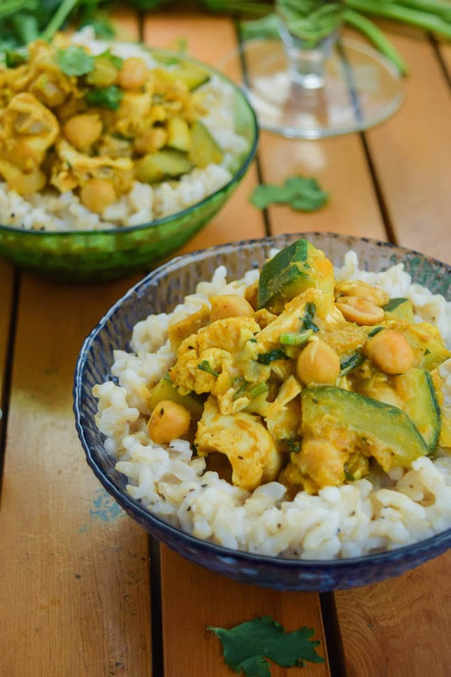 Thai-Pumpkin-Chicken-Curry-with-Coconut-Ginger-Brown-Rice-7