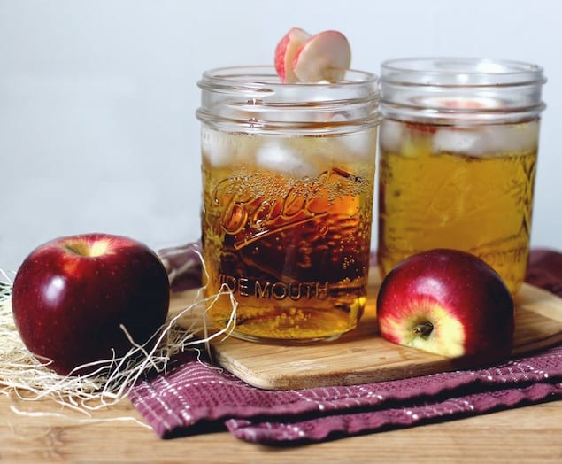 How to Make Cinnamon Spiced Hard Cider – Honest Cooking