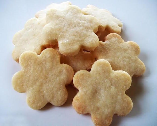 Sugar free shortbread cookie recipes