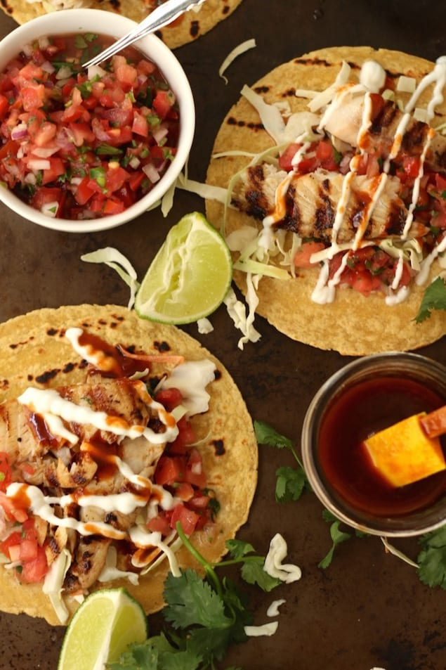 Hawaiian style fish tacos for Hawaiian fish recipes