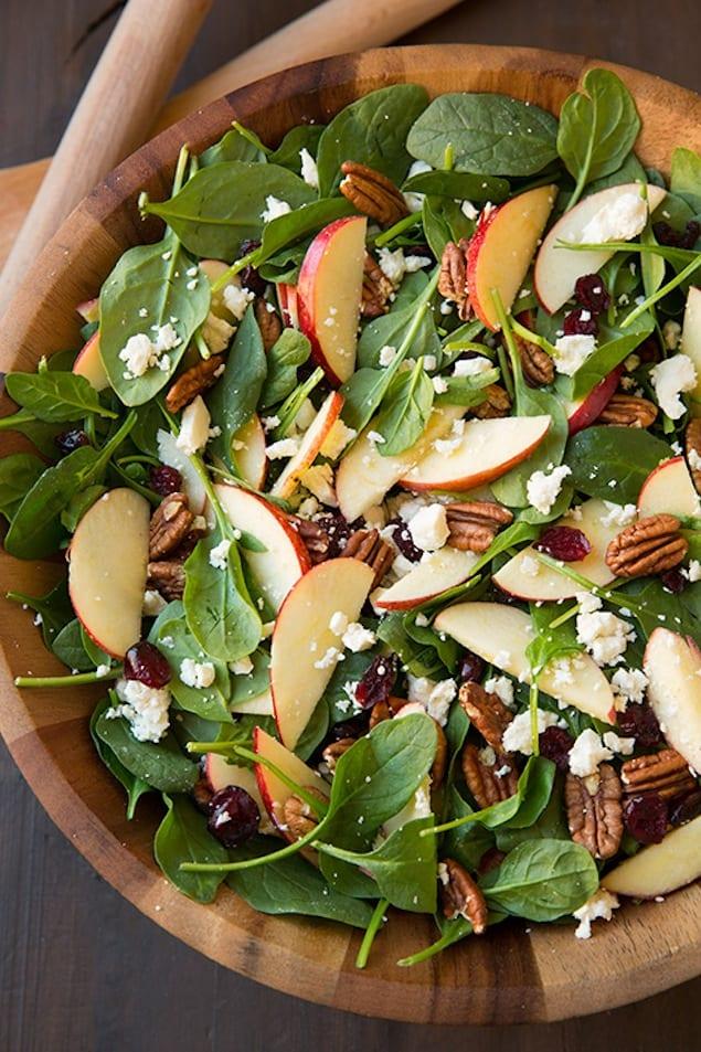 10 Splendid Winter Salads for Holiday Celebrations ...