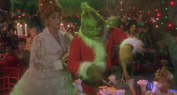 Grinch Movie Mayor