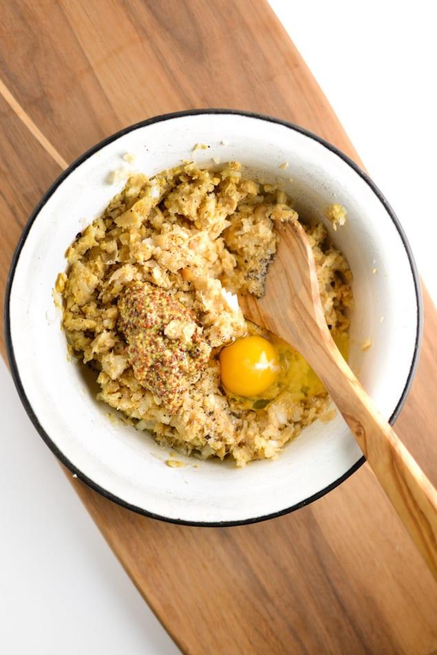chickpea fritters harissa recipe