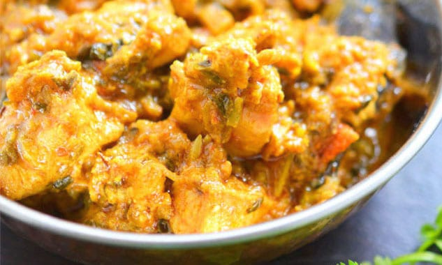 fenugreek chicken recipe