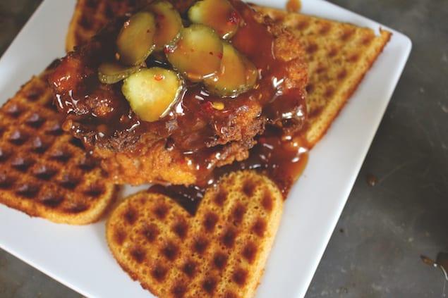 Pheasant+&+Waffles