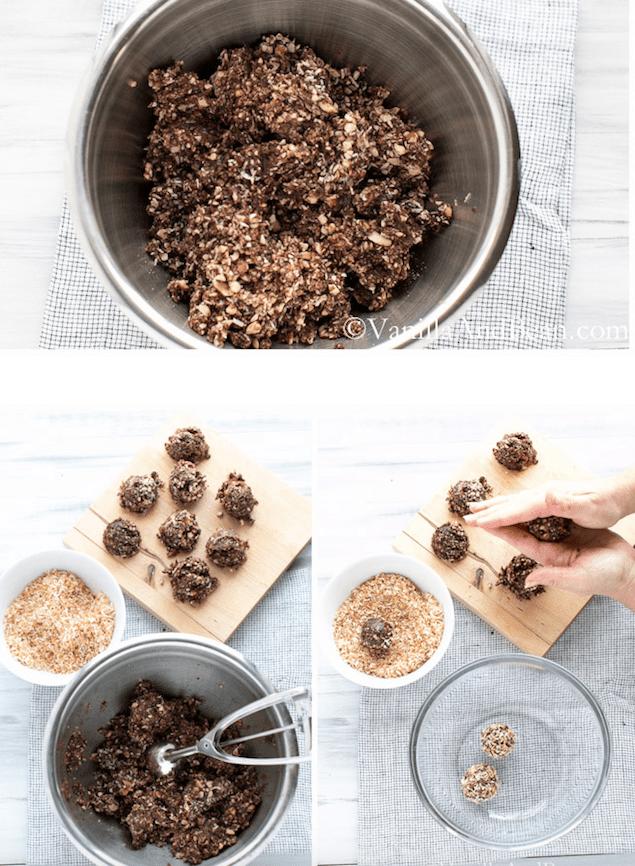 bourbon date truffle recipe