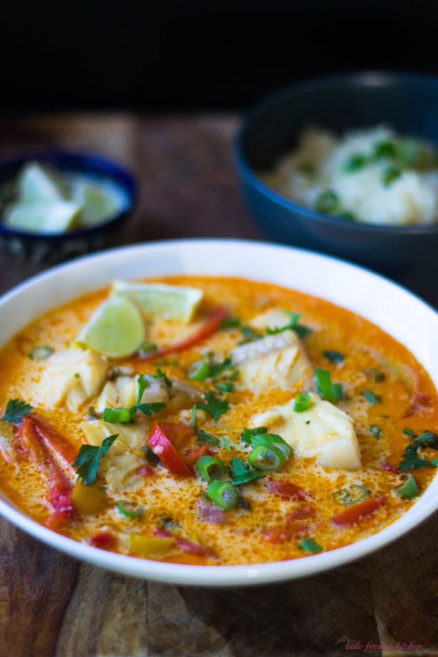 fish stew that couldn't be easier to make, with any local fish ...