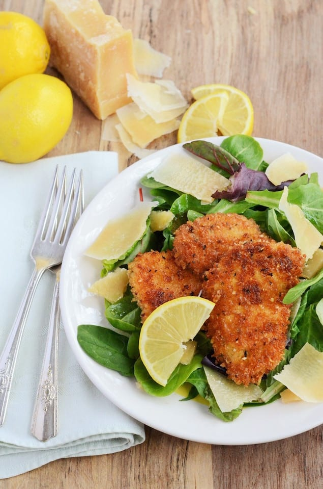 My Mom's Parmesan Chicken Recipes — Dishmaps