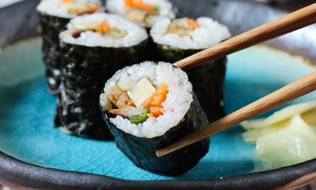Sushi Roll - Vegetarian