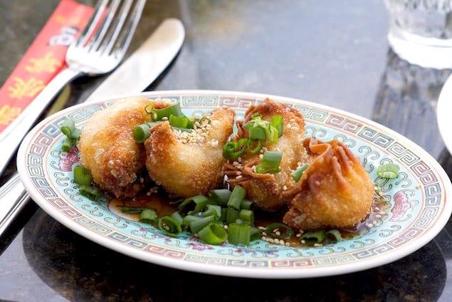 chicken-wontons
