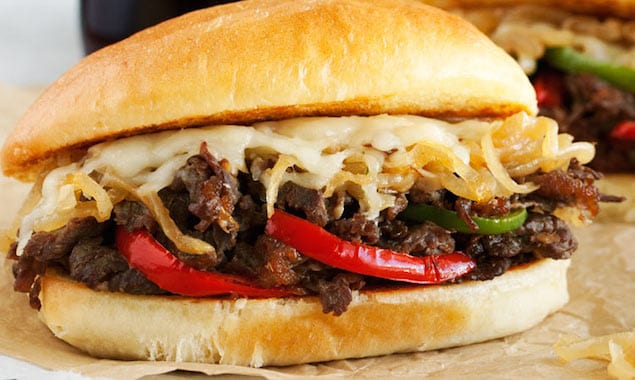 Bulgogi-Philly-Cheese-Steak-Sandwich