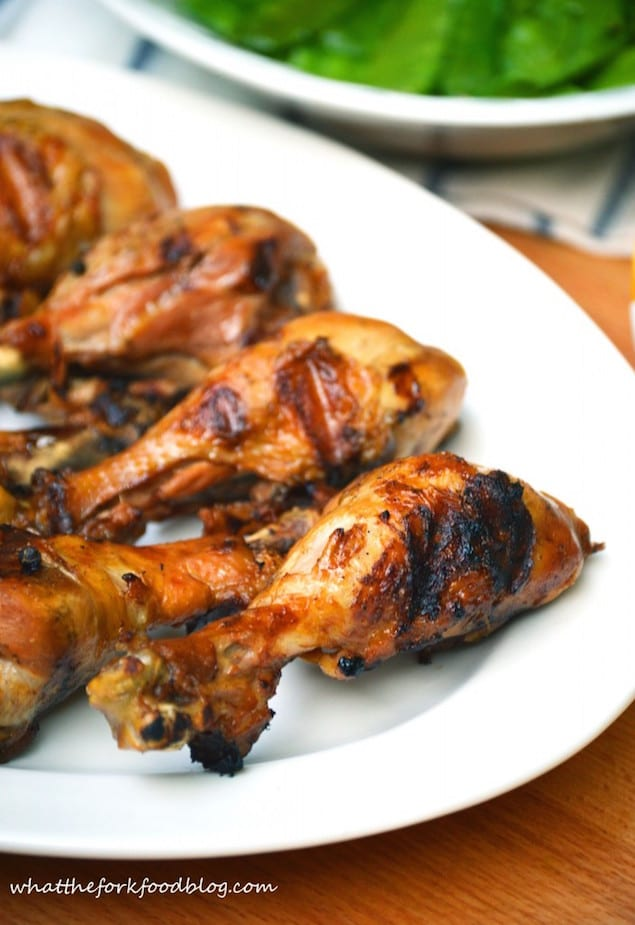 Filipino Grilled Chicken Adobo – Honest Cooking