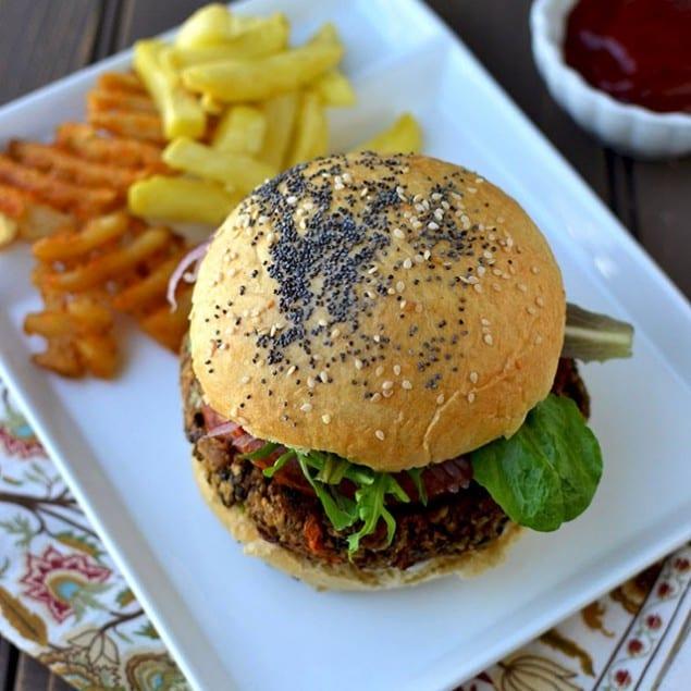 No Knead Cheese Burger Buns10-FG