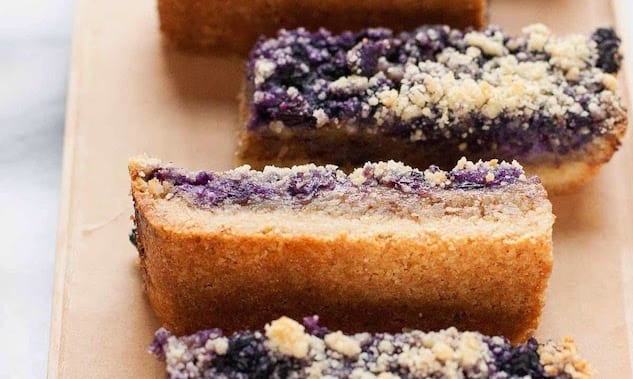 blueberry frangipane pie bars 3