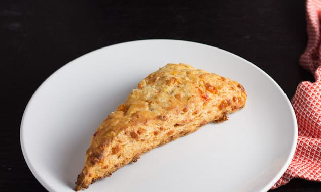 Savory Scones With Pimento Cheese Cheese