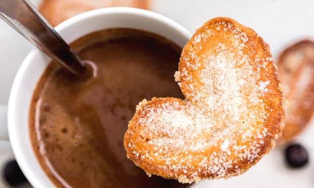 Sugar-Palmier-Pastry