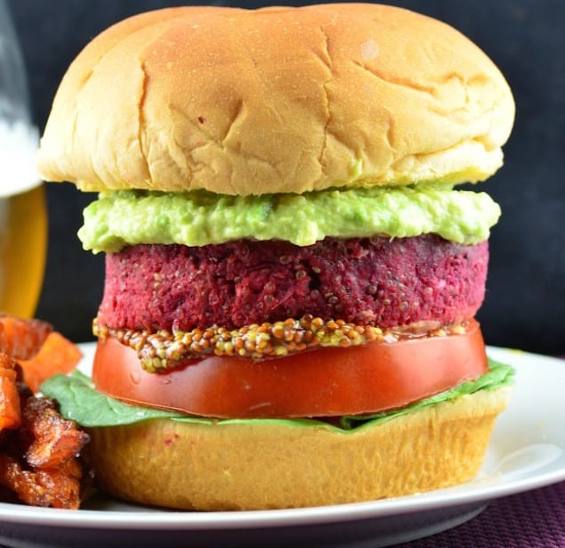 Veggie Burger Delight Recipes — Dishmaps