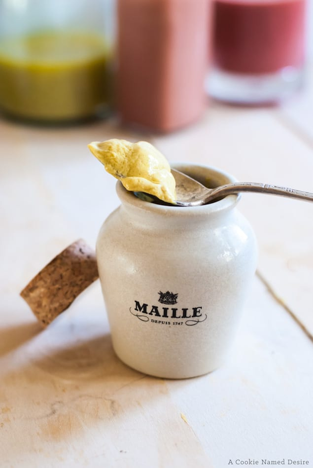 Maille mustard salad dressing recipes