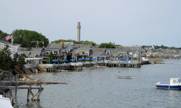 Provincetown Bay From The Red Inn