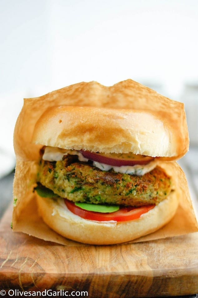 ... burgers that use spices splendidly to give the patties bold, enticing