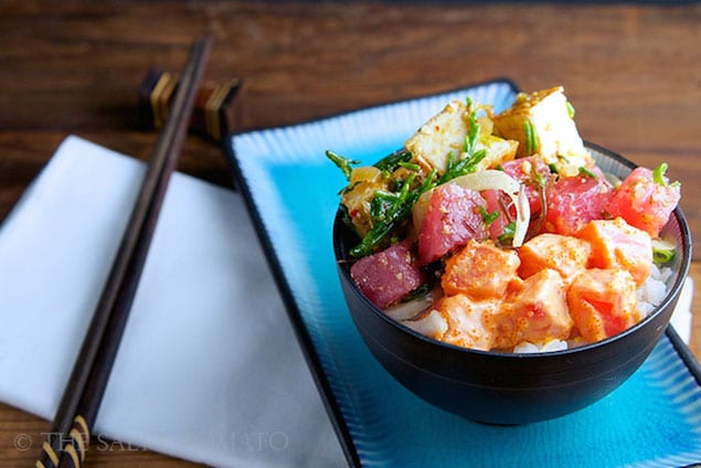 all about poke recipe