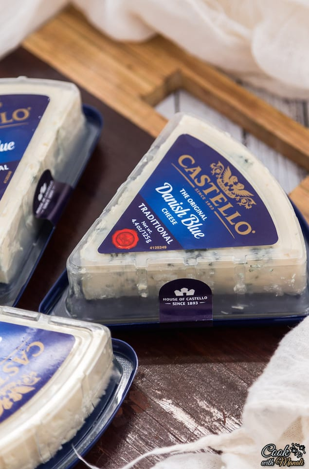 Castello Summer of Blue — Brown Butter Beans with Blue Cheese