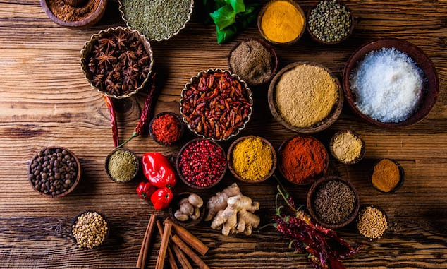 Seasonings, Cooking With Spices