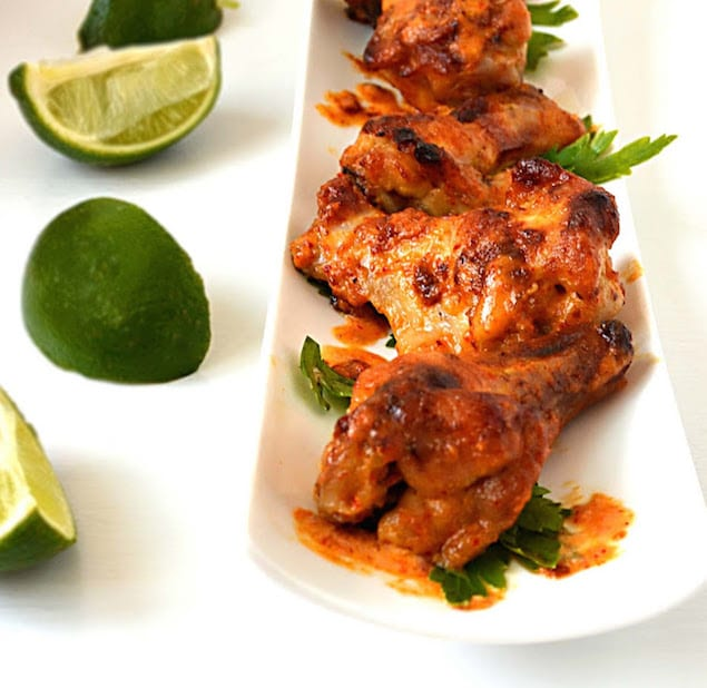 Coconut milk chicken wings recipes