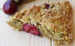 Black Cherry Scones 3-1