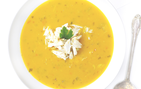 Crab bisque 7068