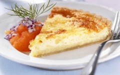 Vasterbottensost cheese pie