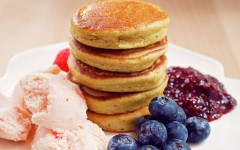 The Fluffiest Buckwheat Pancakes