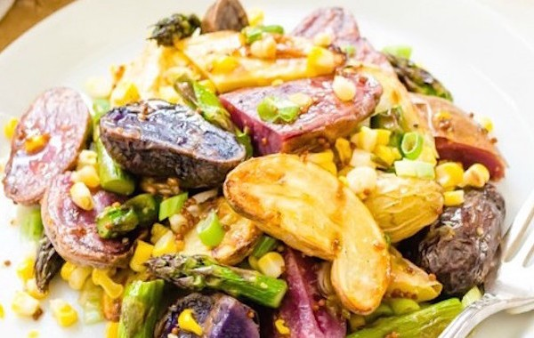 grilled-fingerling-potato-salad-with-whole-grain-mustard-vinaigrette2-flavorthemoments.com_-500x663