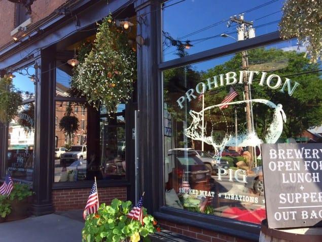 Restaurants Near Waterbury Vermont