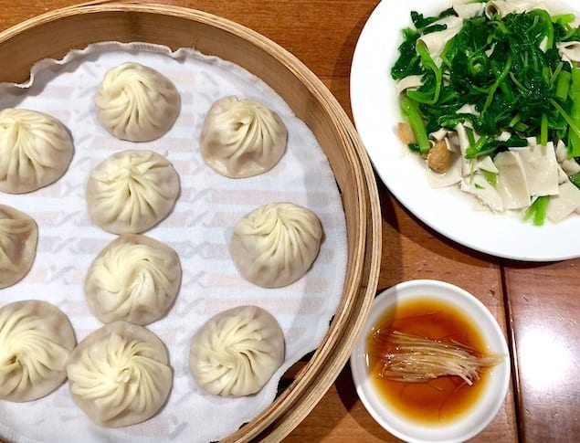 Taiwan Food Steamed Buns Guide